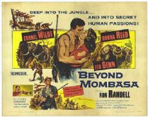 Beyond Mombasa 1956 DVD - Cornel Wilde / Donna Reed